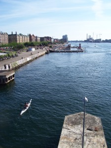 Islands Brygge again