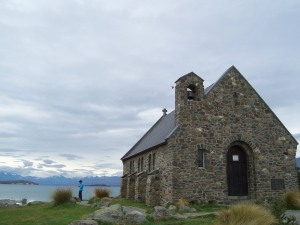 In New Zealand, 'Historic site' means anything older than your grandma