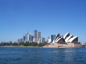 The Sydney Opera House architect was Danish, so they probably have nice forks inside