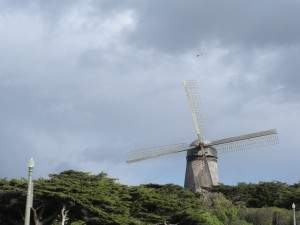 That windmill might actually be taller than Denmark