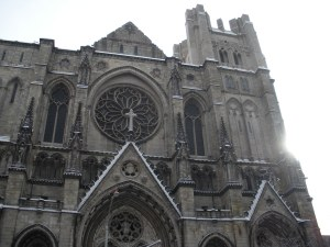 America has cathedrals too, apparently.