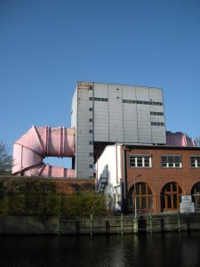 I photograph this building every time I'm in Berlin, and I'm no closer to understanding what it is