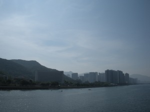 On my way back to Denmark, I stopped off in Hong Kong for three days