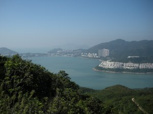 It was my first-ever hike in Asia, actually, so I have nothing to compare