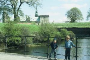 1986 May Helsingor Castle, Denmark