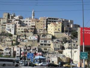 Amman's kind of a weird place