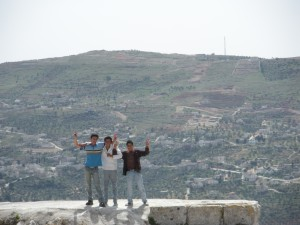 And the Jordanian teens were incredible shitheads, which was entertaining.