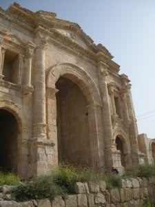 And checked out Jerash, which had a whole city worth of Roman ruins.