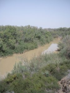 River Jordan! Tourists have been filling Nalgene bottles with it since 33 AD.
