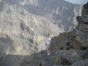 This is apparently the Grand Canyon of the Arabian Peninsula