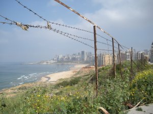 Later, I read that south Beirut is home to Hezbollah, and some other radical groups.